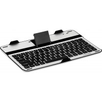 Bluetooth-Tastatur + Cover, schwarz