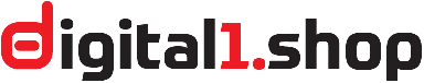 digital1-Shop Logo